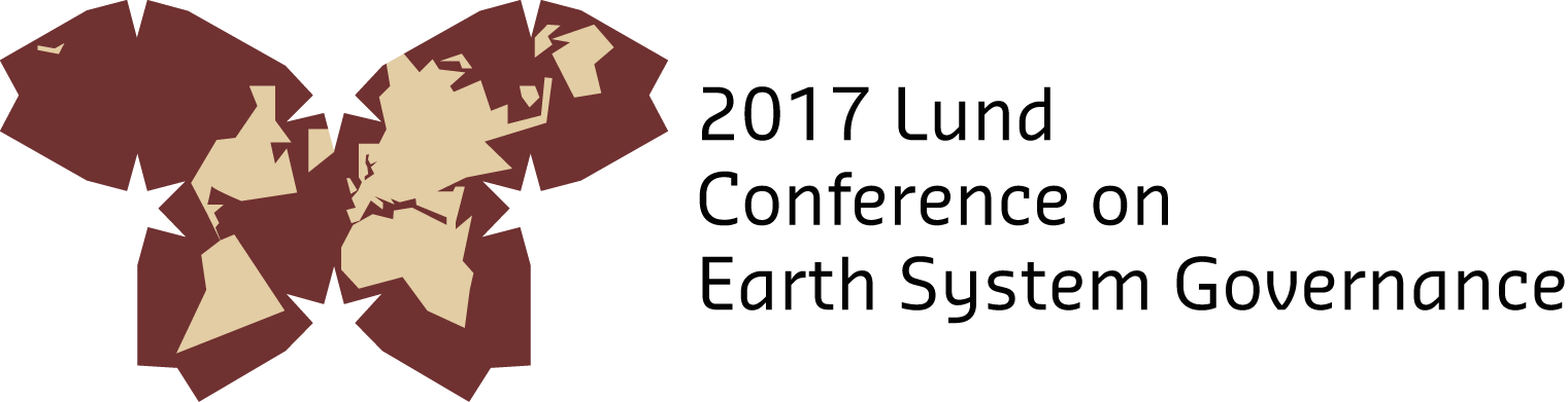 2017 Lund Conference on Earth System Governance